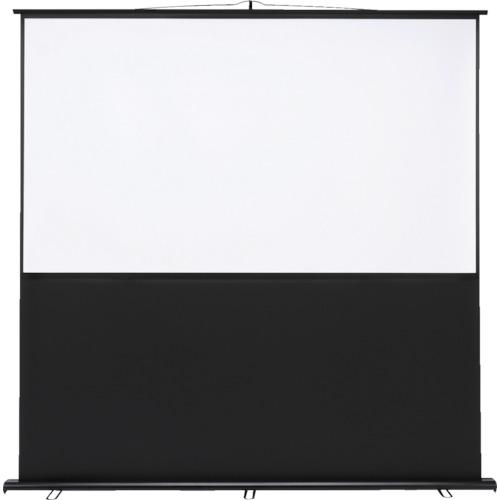 SANWA プロジェクタースクリーン 床置き式 [PRS-Y90HD] PRSY90HD 販売単位:1 送料無料
