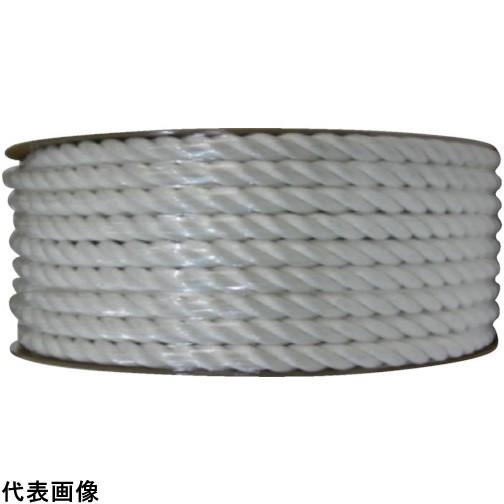 ユタカ ビニロンロープドラム巻 24mm×50m [PRV-24] PRV24 販売単位:1 送料無料