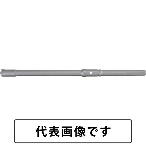 ユニカ 吸塵ドリルQビット(クロス) SDS-max 19.0×345mm [QMX 19.0X345] QMX19.0X345 販売単位:1 送料無料