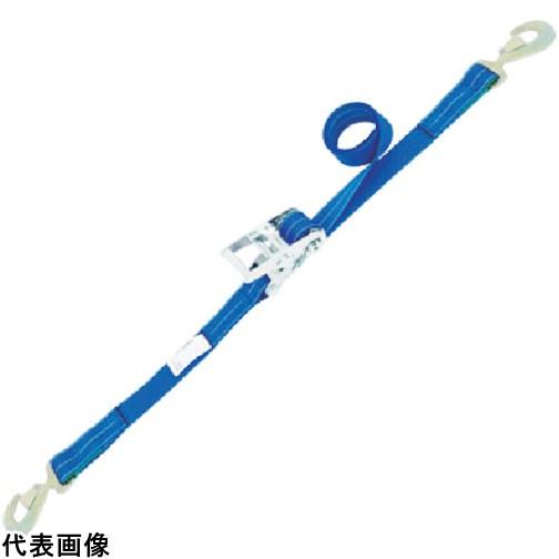 シライ ベルタイト ラチェットバックル 端末金具付き形 スナップフック付 [RK50L6SHF500] RK50L6SHF500 販売単位:1 送料無料