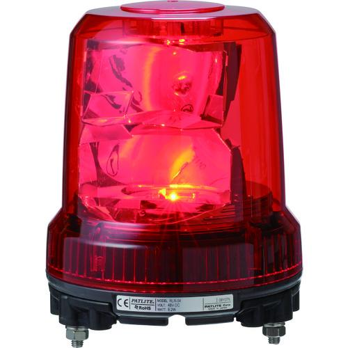パトライト 強耐振型LED回転灯 [RLR-M2-R] RLRM2R 販売単位:1 送料無料