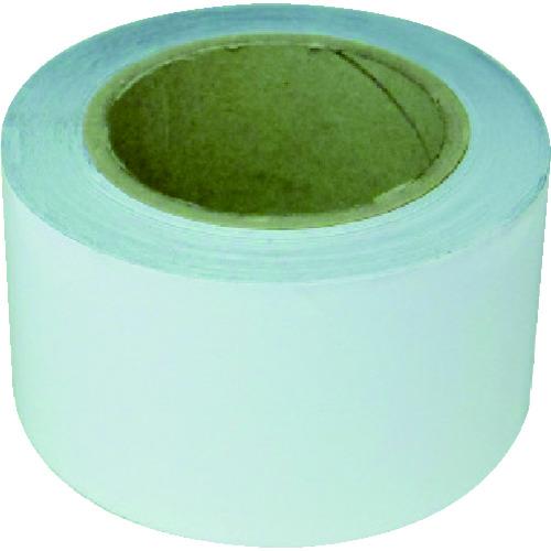 新富士 業務用超強力ラインテープ 白(幅70MM×長さ20M) [RM607] RM607 販売単位:1 送料無料