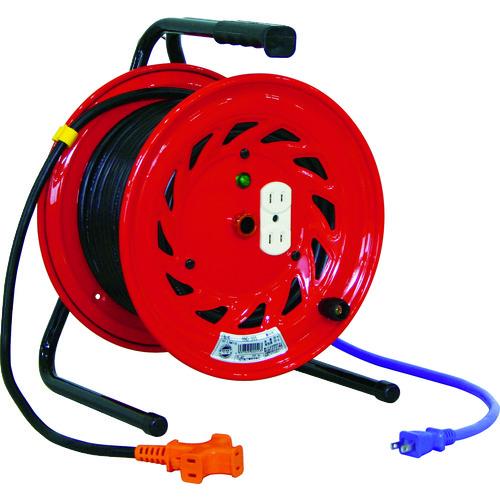 日動 電工ドラム びっくリール 一般型ドラム100V 30m RND-30S [RND-30S] RND30S 販売単位:1 送料無料