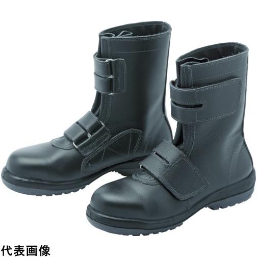 ミドリ安全 ラバーテック安全靴 長編上マジックタイプ 25.5 [RT735-25.5] RT73525.5 販売単位:1 送料無料