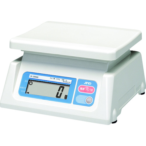 A&D デジタルはかり [SL-2000D] SL2000D 販売単位:1 送料無料