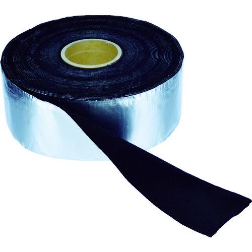 TRUSCO トラスコ中山 アルミ箔耐炎フェルトテープ 厚み2mmX幅95mmX長さ19m [TFA-21020] TFA21020 販売単位:1 送料無料