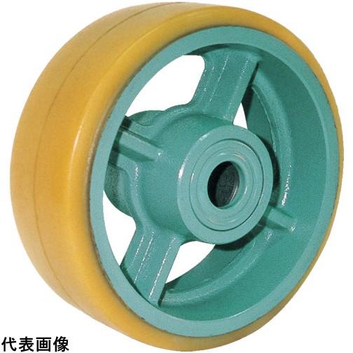 ヨドノ 鋳物重荷重用ウレタン車輪ベアリング入 UHB250X90 [UHB250X90] UHB250X90 販売単位:1 送料無料
