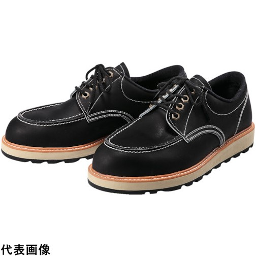 青木安全靴 US-100BK 24.0cm [US-100BK-24.0] US100BK24.0 販売単位:1 送料無料