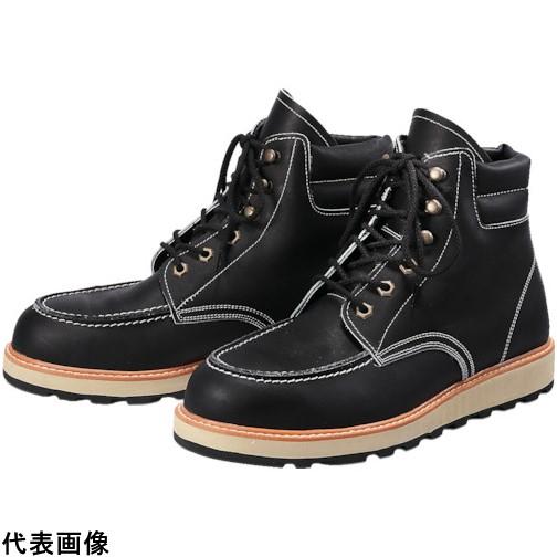 青木安全靴 US-200BK 23.5cm [US-200BK-23.5] US200BK23.5 販売単位:1 送料無料