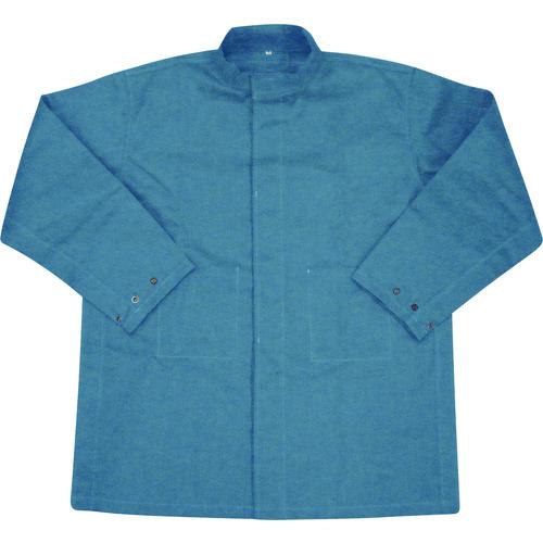 吉野 ハイブリッド(耐熱・耐切創)作業服 上着 ネイビーブルー [YS-PW1BM] YSPW1BM 販売単位:1 送料無料