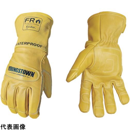 YOUNGST 革手袋 FRウォータープルーフレザー ケブラー(R) L [11-3285-60-L] 11328560L      販売単位:1 送料無料