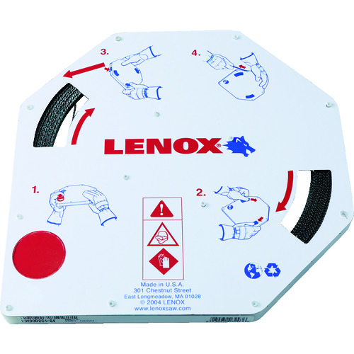 LENOX コイル DM2 6.4×0.64×10/14 (15M) [23293D2C1464] 23293D2C1464          販売単位:1 送料無料