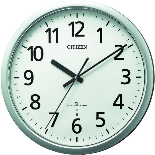 シチズン 高感度電波掛時計 [4MY853-019] 4MY853019      販売単位:1 送料無料