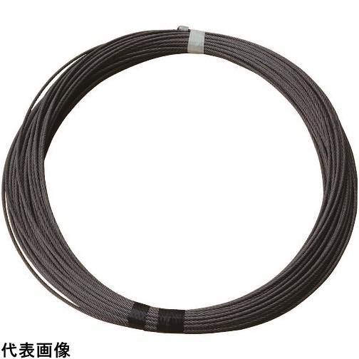 TKK TK-150WL専用交換ワイヤロープ ワイヤロープ φ5×71M (メッキ) [5X71M TK150WL] 5X71MTK150WL          販売単位:1 送料無料
