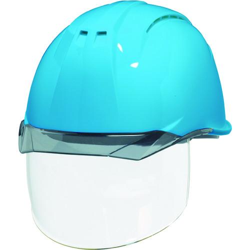 DIC 透明バイザーヘルメット(シールド面付) AP11EVO-CSW KP アクアブルー/スモーク [AP11EVO-CSW-HA6-KP-B/S] AP11EVOCSWHA6KPBS       販売単位:1 送料無料