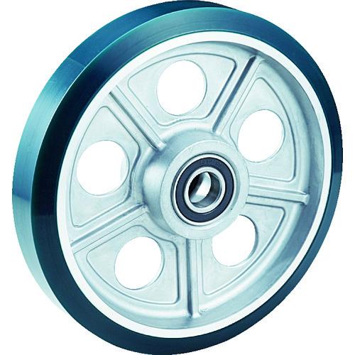 ユーエイ アルミホイルウレタン車輪のみ 250φ [AU-250] AU250 販売単位:1 送料無料