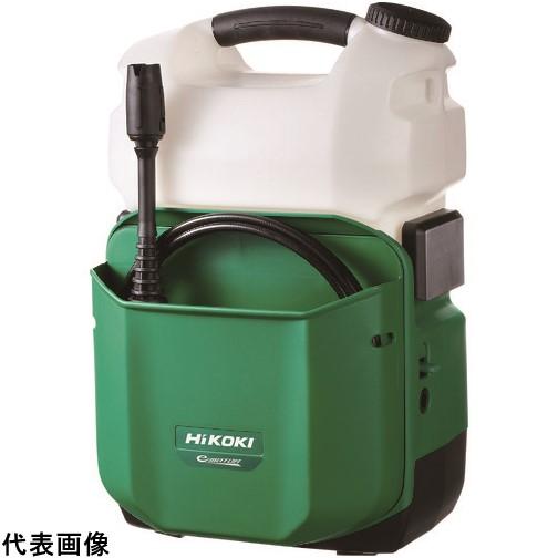 HiKOKI 14.4V コードレス高圧洗浄機 本体のみ [AW14DBL-NN] AW14DBLNN      販売単位:1 送料無料