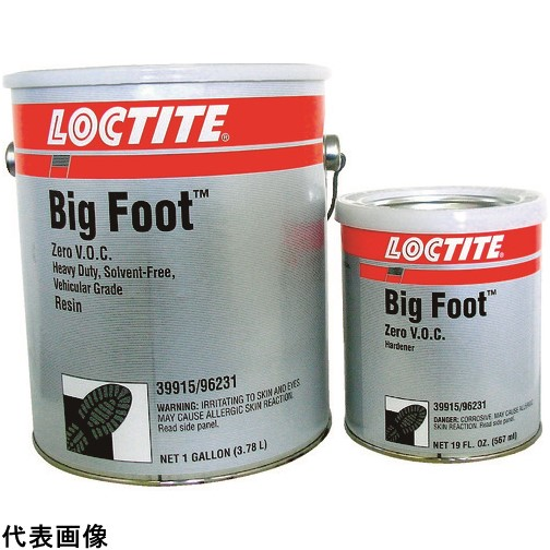 ロックタイト ビッグフット ZV 黒 3.3LT [BF-ZV-BK] BFZVBK       販売単位:1 送料無料