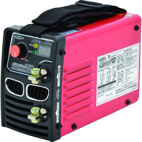 日動 デジタルインバーター直流溶接機 スーパーウェルダー160 単相200V専用 [BM2-160DA-SP] BM2160DASP           販売単位:1 送料無料