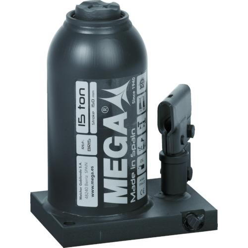 MEGA ボトルジャッキ15トン [BR15G] BR15G             販売単位:1 送料無料