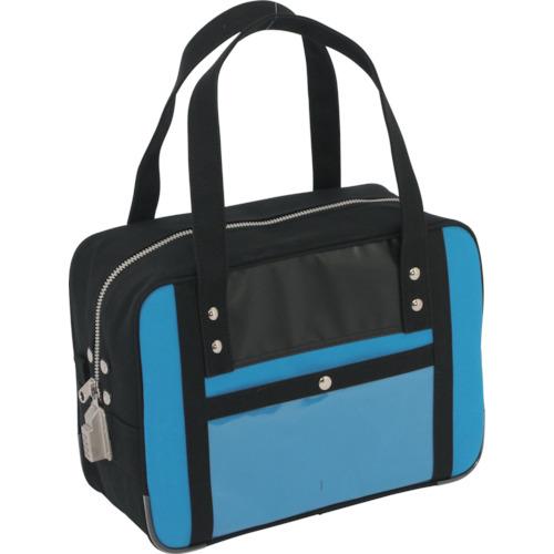 SANEI 帆布メール用ボストン(S)SED-1錠付 ブルー [BTS-SED-09] BTSSED09      販売単位:1 送料無料