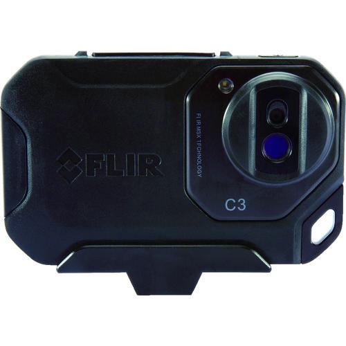 FLIR コンパクトサーモグラフィカメラ C3(Wi-Fi機能付) [C3] C3 販売単位:1 送料無料
