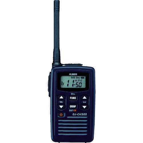 アルインコ 特定小電力トランシーバー [DJCH202M] DJCH202M            販売単位:1 送料無料