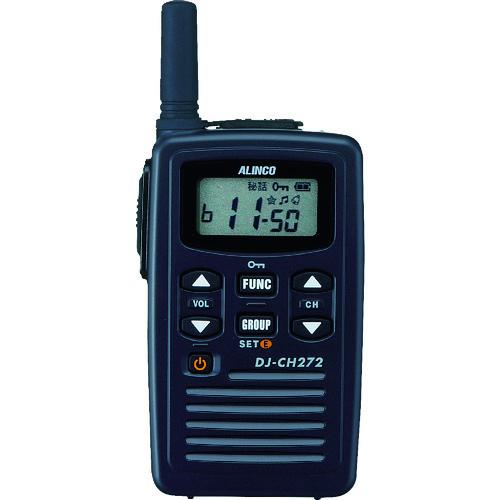 アルインコ 特定小電力トランシーバー [DJCH272S] DJCH272S            販売単位:1 送料無料