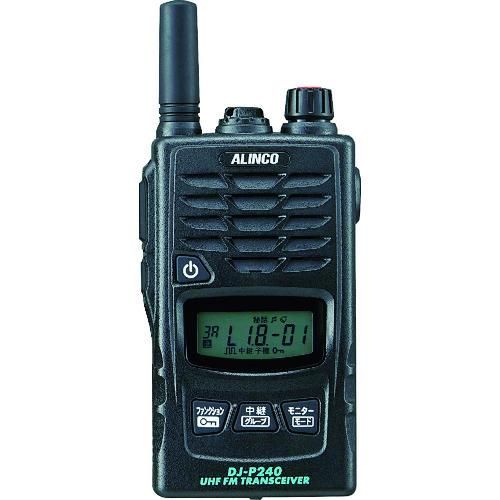 アルインコ 防水型特定小電力トランシーバー [DJP240S] DJP240S      販売単位:1 送料無料