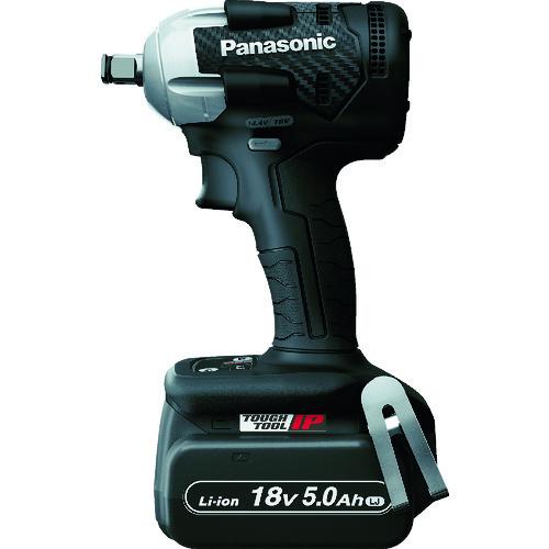 Panasonic デュアル 充電インパクトレンチ 18V5.0Ahセット 黒 [EZ75A8LJ2G-B] EZ75A8LJ2GB          販売単位:1 送料無料