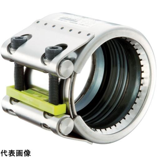 SHO-BOND カップリング ストラブ・グリップ Gタイプ 40A 油・ガス用 [G-40NSS] G40NSS       販売単位:1 送料無料