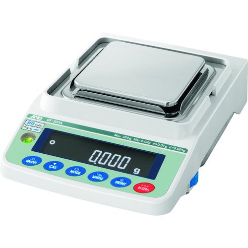 A&D 汎用電子天びん 320g/0.001g [GF303A] GF303A 販売単位:1 送料無料