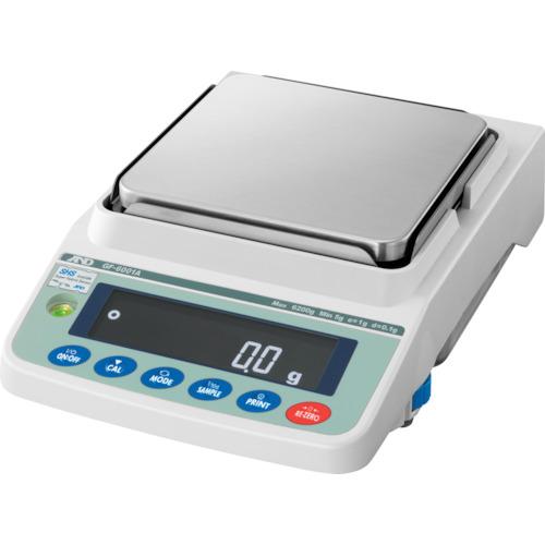 A&D 汎用電子天びん 6200g/0.1g [GF6001A] GF6001A 販売単位:1 送料無料