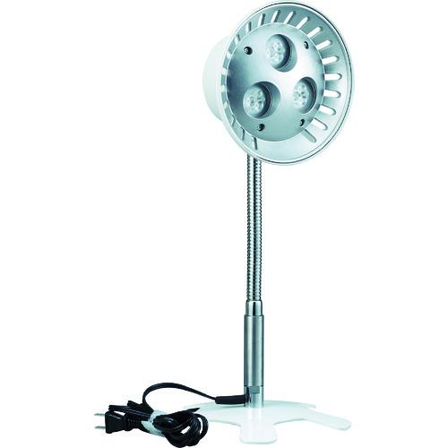 ハタヤ LEDハタヤタッチポンライト デスクスタンドタイプ10WLED [LM-10D] LM10D 販売単位:1 送料無料