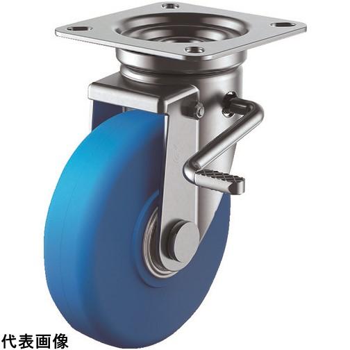 ユーエイ 産業用キャスターダブルS付自在車200径MCナイロン車輪 [MCBJB-200(R)] MCBJB200R           販売単位:1 送料無料