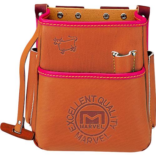 マーベル 電工ポケット[牛皮] [MDP-210] MDP210             販売単位:1 送料無料
