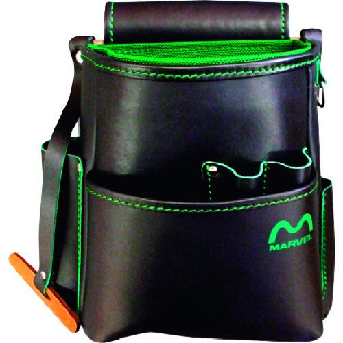 マーベル WAIST GEAR(腰袋ハイクオリティ)グリーン [MDP-210HG] MDP210HG            販売単位:1 送料無料