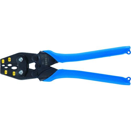 マーベル 圧着工具(絶縁被覆付閉端接続子用) [MH-128] MH128             販売単位:1 送料無料