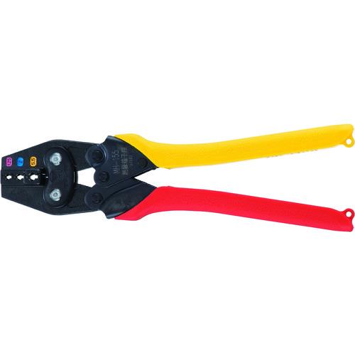 マーベル 圧着工具(絶縁被覆付圧着端子・スリーブ用) [MH-155] MH155             販売単位:1 送料無料