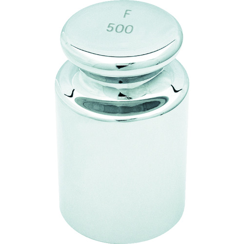 TRUSCO トラスコ中山 OIML 円筒分銅F2級 500g [MLCF-500G] MLCF500G            販売単位:1 送料無料