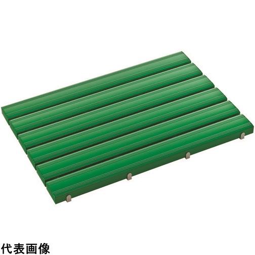 テラモト 抗菌安全スノコ(組立品)600×900緑 [MR-093-341-1] MR0933411           販売単位:1 送料無料