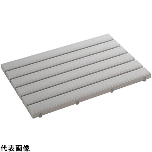 テラモト 抗菌安全スノコ(組立品)600×1800灰 [MR-093-345-6] MR0933456           販売単位:1 送料無料