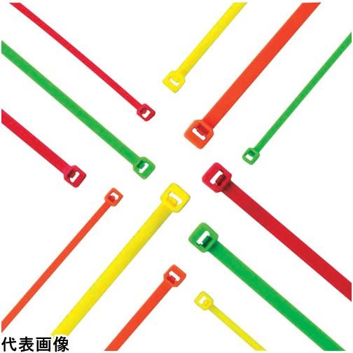 パンドウイット ナイロン結束バンド 蛍光黄 (1000本入) [PLT2S-M54] PLT2SM54 販売単位:1 送料無料