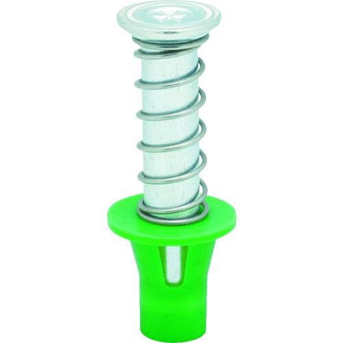 三門 スプリングハンガー 4分 緑 100個入 [SH-4055-GN] SH4055GN      販売単位:1 送料無料
