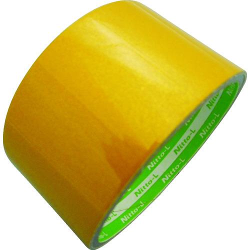 日東エルマテ 粗面反射テープ 75mmx10m 黄 [SHT-75Y] SHT75Y             販売単位:1 送料無料
