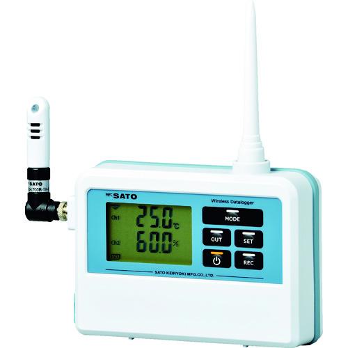 佐藤 無線温湿度ロガー子機 SK-L700R-TH(8223-00) [SK-L700R-TH] SKL700RTH      販売単位:1 送料無料