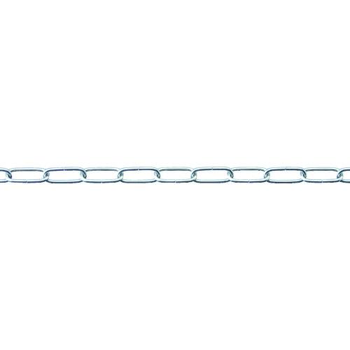 ニッサチェイン SUS316 リンクチェイン(未溶接) 30M [SL20SHG] SL20SHG            販売単位:1 送料無料