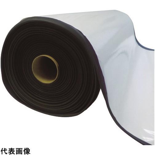 TRUSCO トラスコ中山 EPDMスポンジロール テープ付 10mm厚 幅1000mmX10m [TAFLT-10-10100] TAFLT1010100     販売単位:1 送料無料