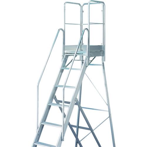 TRUSCO トラスコ中山 TDAD用フルセット手すり 高さ900mm 本体高さ2.10m用 [TDAD-TF-210] TDADTF210           販売単位:1 送料無料