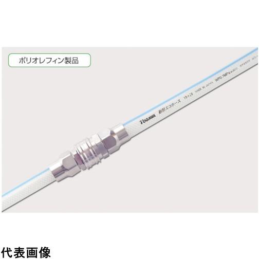 十川 耐熱エコホース 50×62mm 20m [TEH-50-20] TEH5020 販売単位:1 送料無料